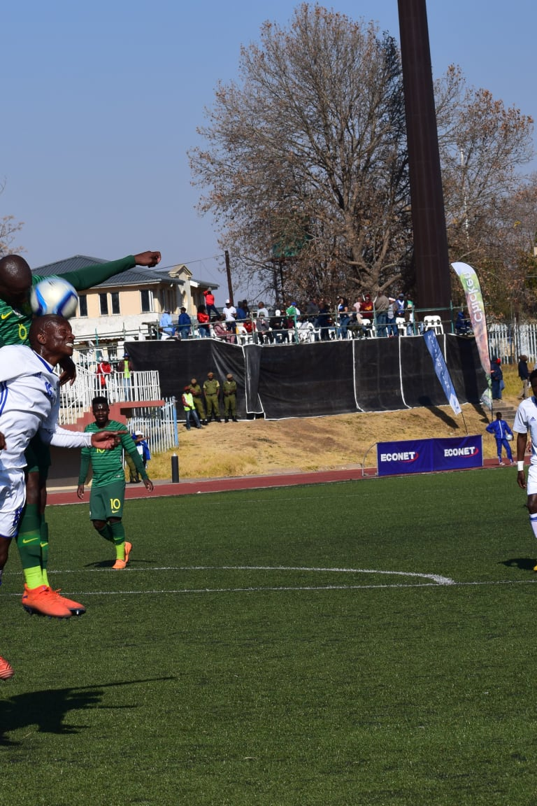Lesotho stun South Africa in five-goal thriller