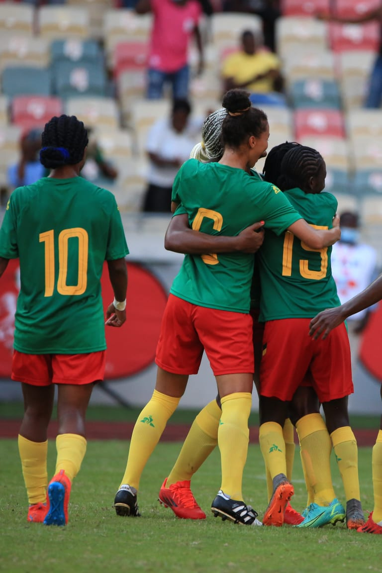 Cameroon zoom past Central African Republic to the next round