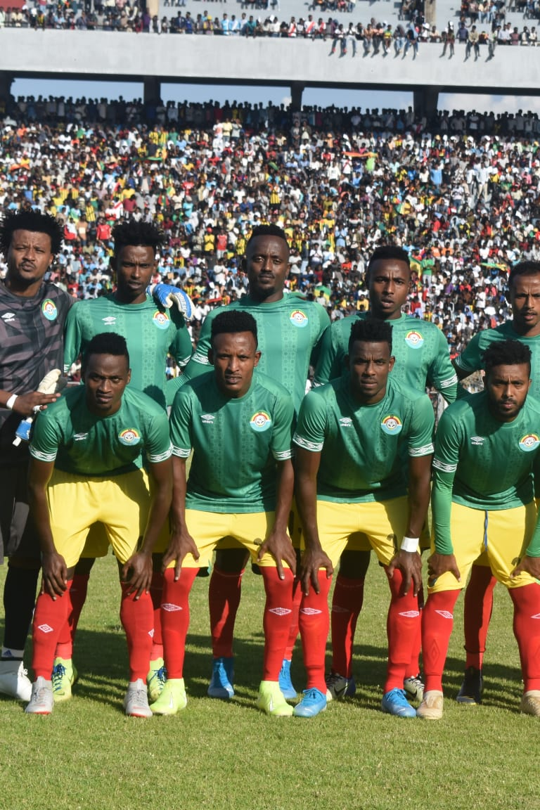 23 Players in Ethiopia list for Niger duel