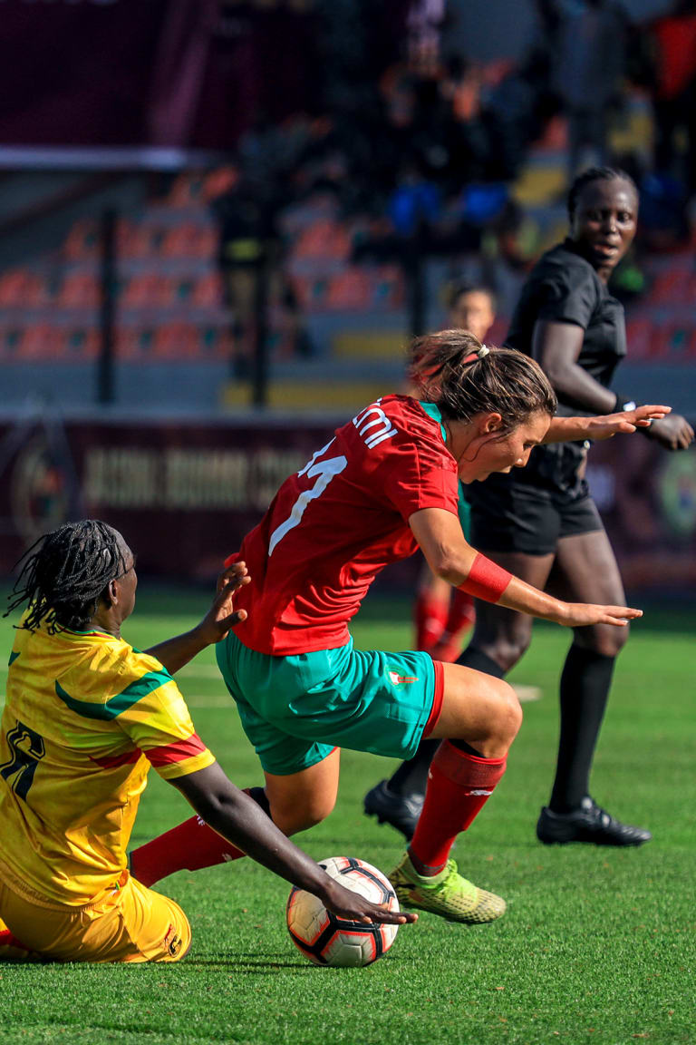 Morocco and Mali end Lagos adventure with draw