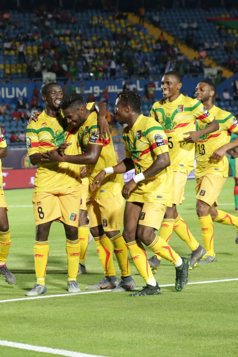 Four-star Mali too much for debutants Mauritania