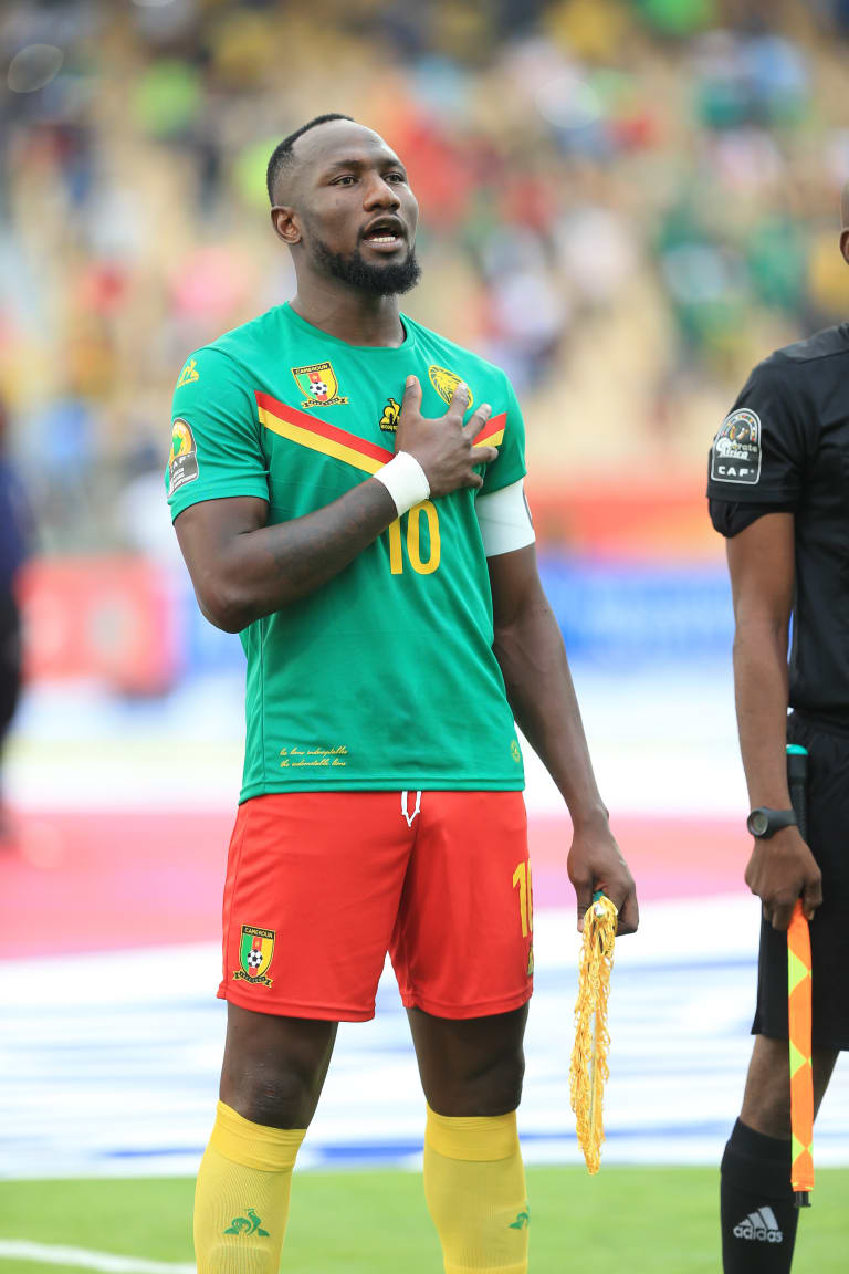 Zoua: We dream of winning CHAN at home