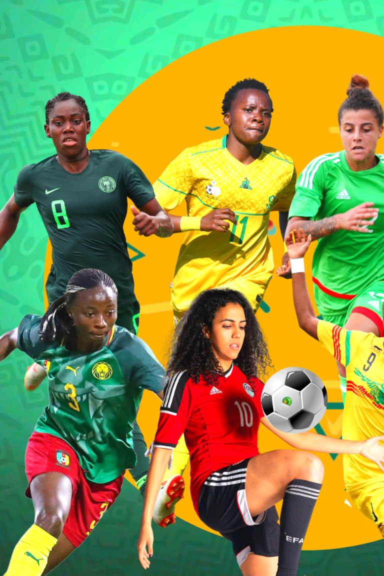 TotalEnergies Women's AFCON Morocco 2022: Let's start the race