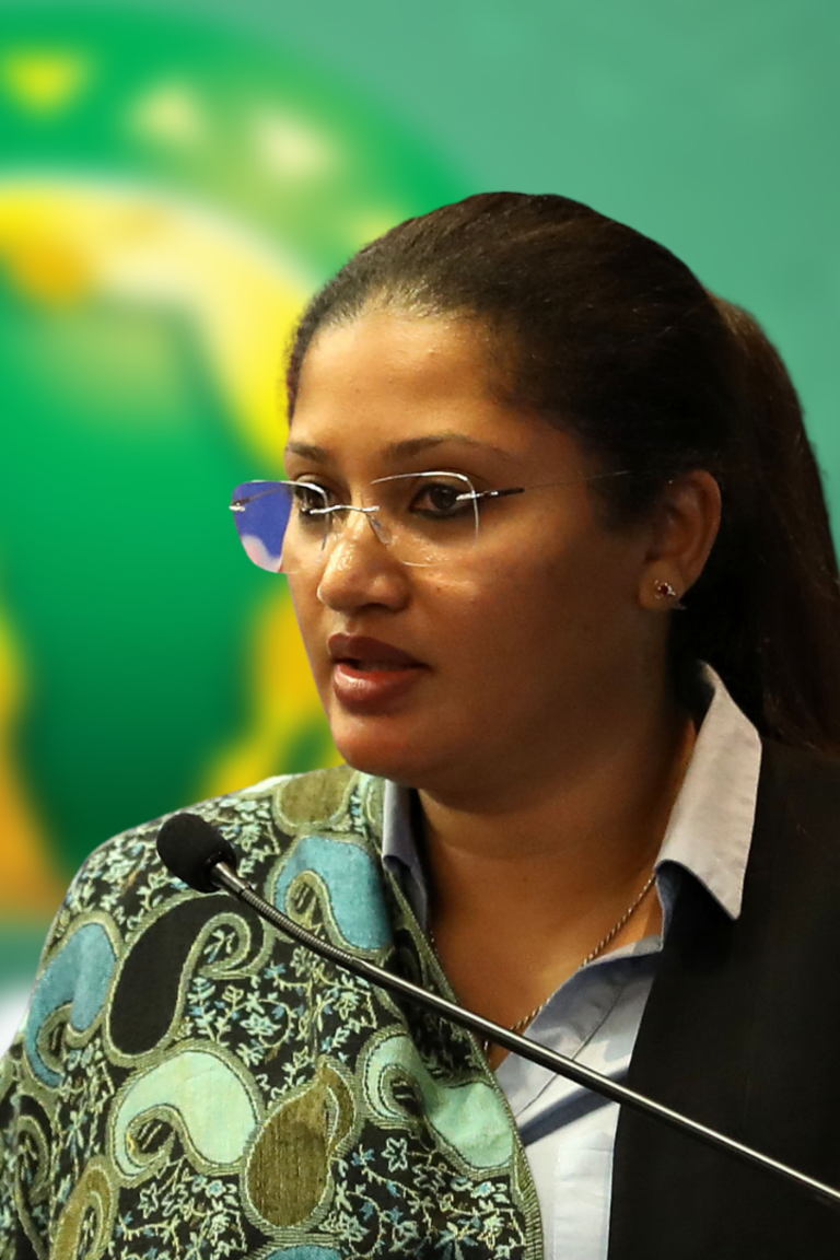 Kanizat Ibrahim: Together we are going to write a new page in the history of women's football
